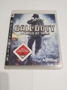 Igra , Igrica PS3 Call of Duty World at War