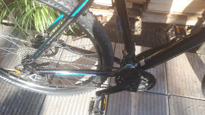 Prodajem biciklo KTM