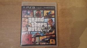 GTA V 5 (PlayStation 3 - PS3)