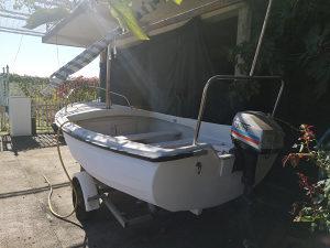 Motorni čamac