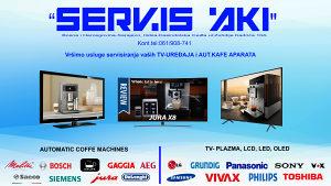 """TV Servis """"AKI"""" Sarajevo"""