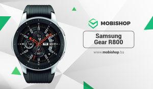 Sat Samsung R800 Galaxy Watch Silver