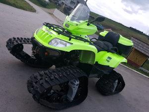 QUAD ATV ARCTIC CAT 1000 EFI 4X4