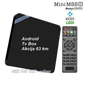 Android TV Box - Mini M8S