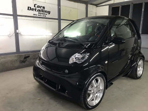 Smart Brabus For Two