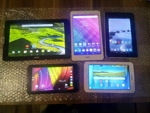 TABLET ISPRAVNI OD 65 DO 120 KM