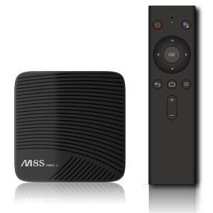 Mecool M8S Pro L Android TV Box S912, IPTV, Videoteka