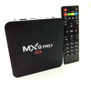 AKCIJA ANDROID TV BOX MXQ PRO 4K GRATIS KANALI FILMOVI