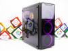 Kućište MS Aquarius RGB Tempered glass MIDI tower