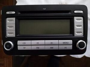 Auto radio din 2 Original