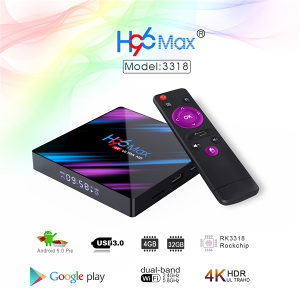 Android box TV 4GB RAM Android 9.0