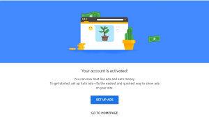 Google Adsense racun