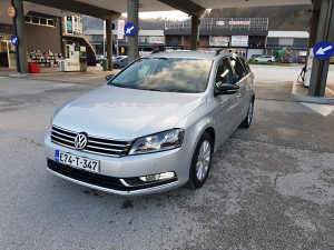 VW PASSAT B7 TDI KARAVAN COMFORTLINE,EXTRA STANJE