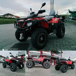 Hisun ATV QUAD 550 kubika quad