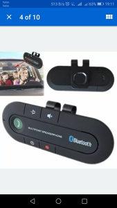 Bluetooth hand free