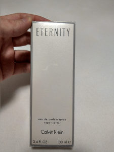 Calvin klein Eternity women 100 ml