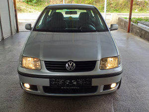 Ww polo 1.4benz 2001god 44kw reg do 7.2020god