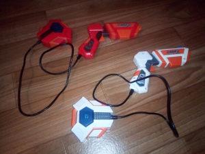 Pištolji laser