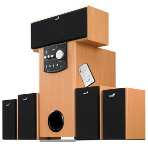Zvucnici Genius 5.1 Surround sistem
