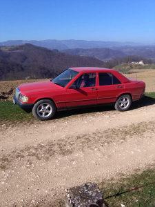 Mercedes-Benz A 160 190