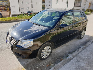 VW Polo 1.2 55ks 2007 175000km PLIN