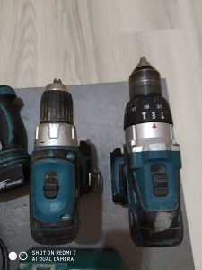 Makita Aku set