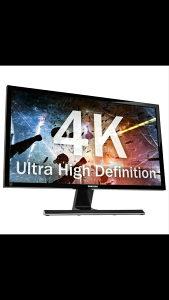 "Samsung 28"" UltraHD 4K LED Gaming Monitor,FreeSync,1ms!"