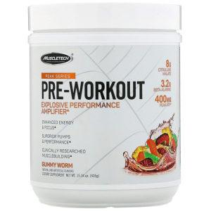 Muscletech, Peak Series, Pre-Workout, 435 grama