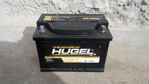 Akumulator Hugel 74Ah