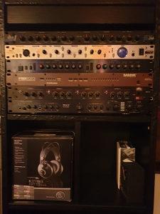quad noise gate Audio Logic Usa