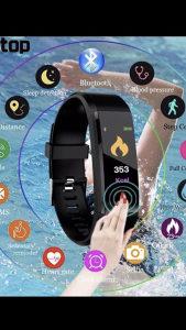 Smart watch(Pametni sat)Fitnes M3 narukvica