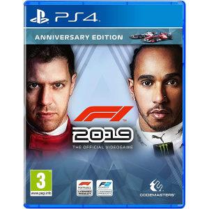 F1 2019 Anniversary Edition (PlayStation 4 PS4)