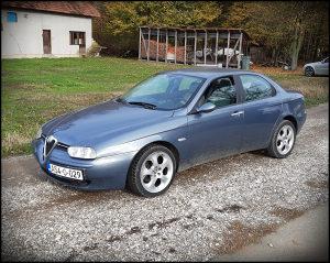 Alfa 156 Dizel 2.4 JTD (2002) TOP STANJE !!!