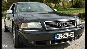 Audi A8 S8 S.LINE KOMPLET FULL OCUVAN 2.8 BENZ