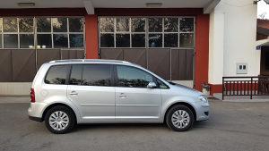 VW Touran Godina 2007 TDI  2.0 tdi 1.Bregasta 8 Ventila