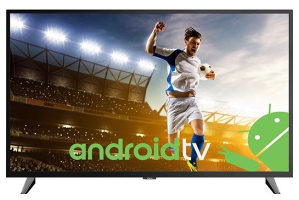"TV 40"" SMART ANDROID VIVAX TV-40S60T2S2SM"