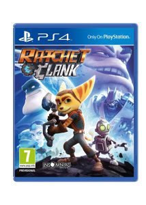 Ratchet Clank  (PlayStation 4 - PS4)