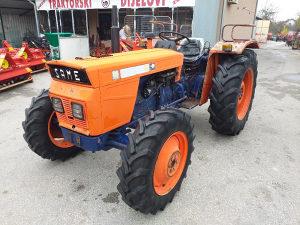 Traktor same Minitauro 60 ks duplak 4x4