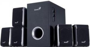 Genius 5.1 zvučni sistem zvučnici