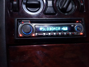 Radio Cd.Mp3 Kenwod