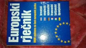 RJEČNIK EUROPSKI