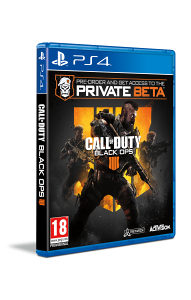 Call Of Duty Black Ops 4 (PlayStation 4 PS4)