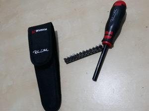 Wurth alati odvijac sarafciger rucni alat