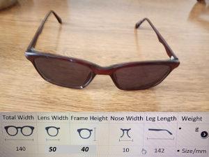 Naočale Ayanna