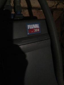 Filter kanister fluval