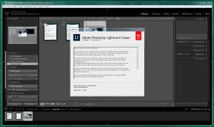 Adobe Lightroom 2020