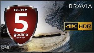 "Sony 4K 49"" UltraHD 49XF7005 TV Garancija 5 godina !!!"