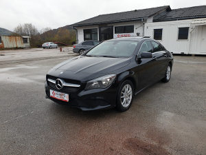 Mercedes-Benz CLA 180 CDI Sportpaket EXCLUSIVE PANORAMA