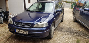 Opel Astra 2.0 60kw
