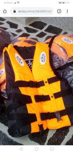 Rafting Prsluci XXXL
